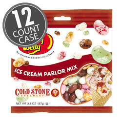 Cold Stone® Ice Cream Parlor Mix® Jelly Beans - 3.1 oz Bag - 12 Count Case