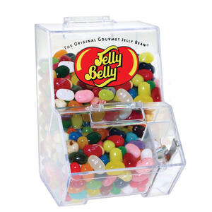 Jelly Belly Mini Bean Bin with 3.5 oz of Assorted Jelly Beans