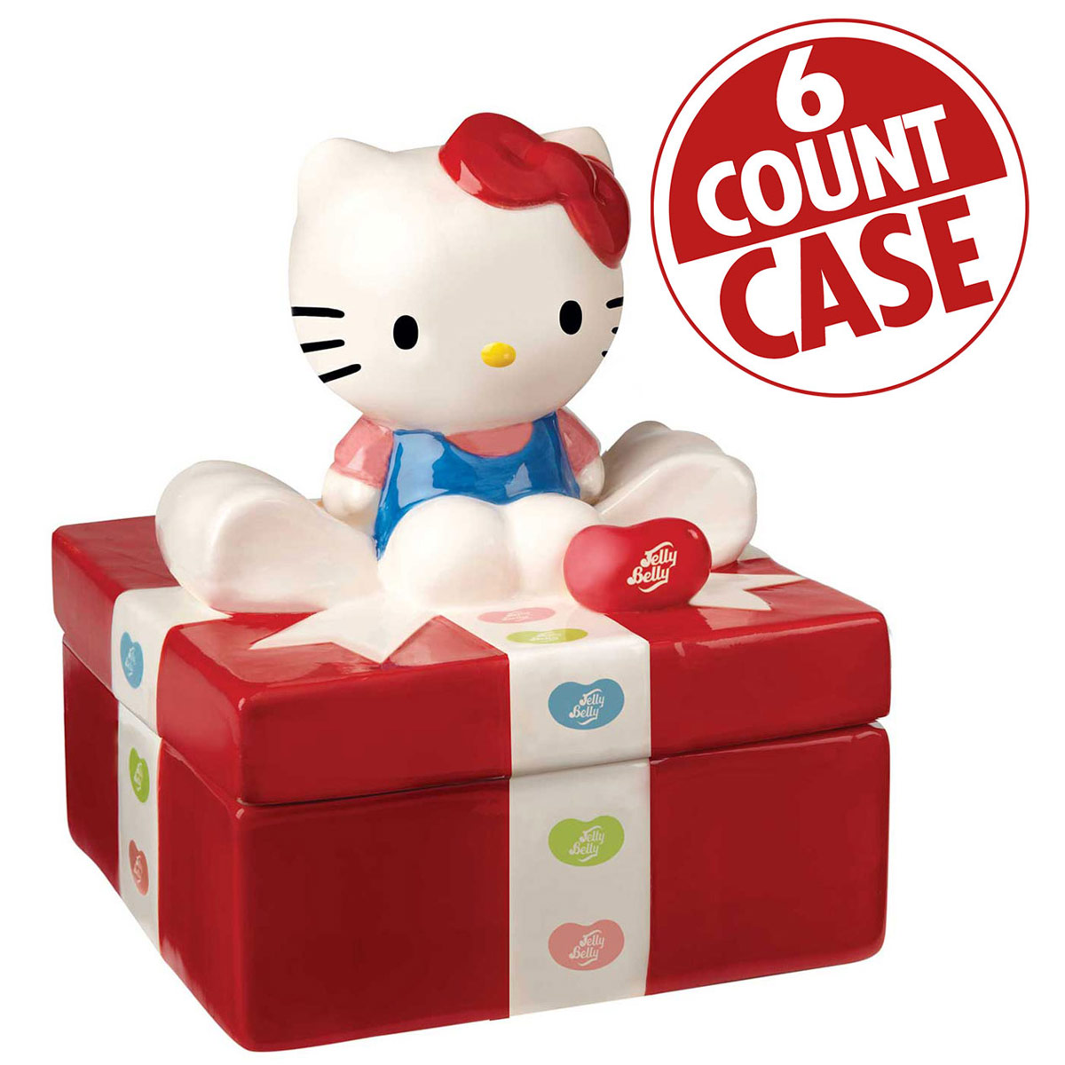 Hello Kitty Candy Dish - 6 Count Case