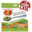 Peas & Carrots Mellocreme Candy - 3 oz Bag - 12 Count Case