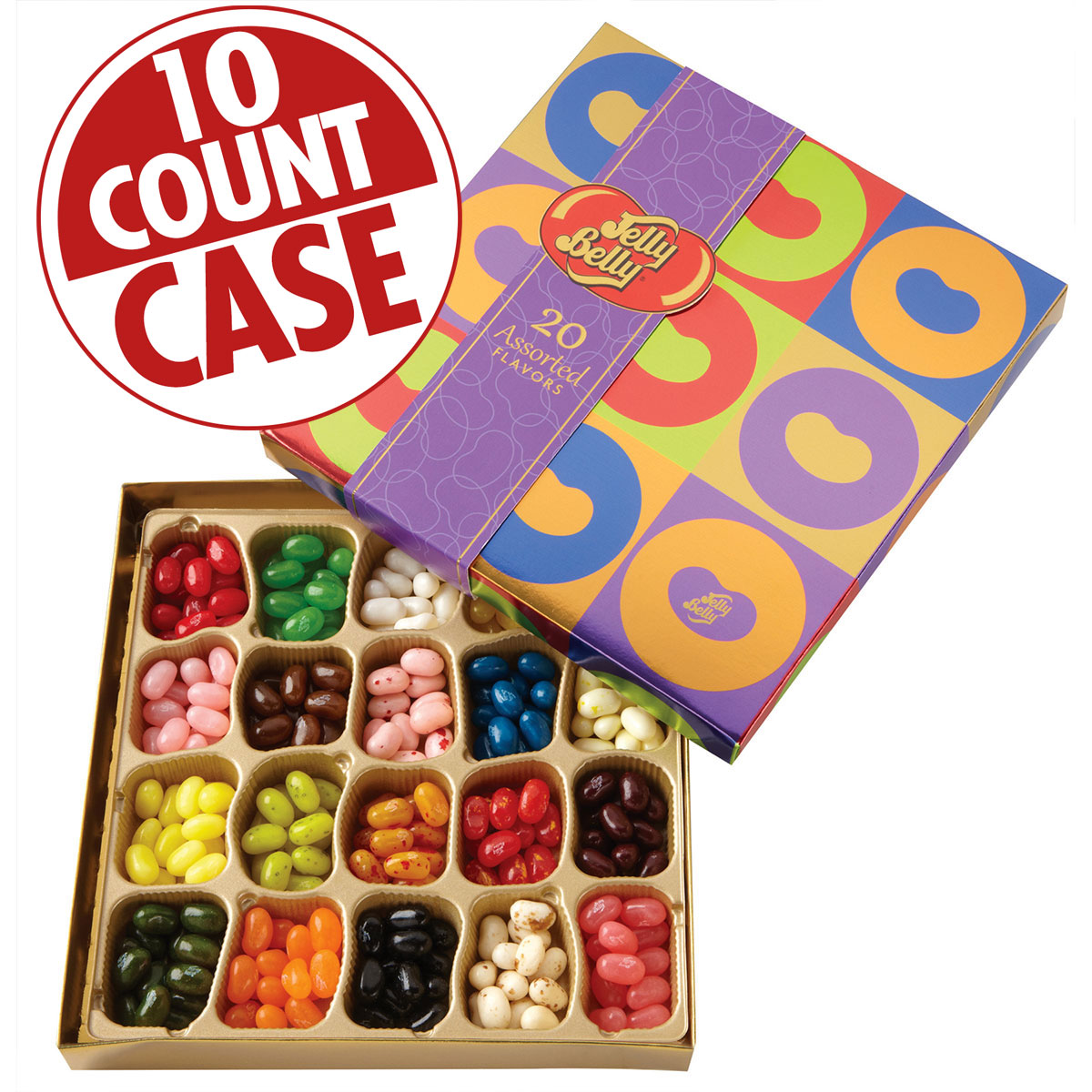 20-Flavor Ultra Gift Box - 10 Count Case