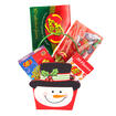 Snowman Stocking Stuffer Basket