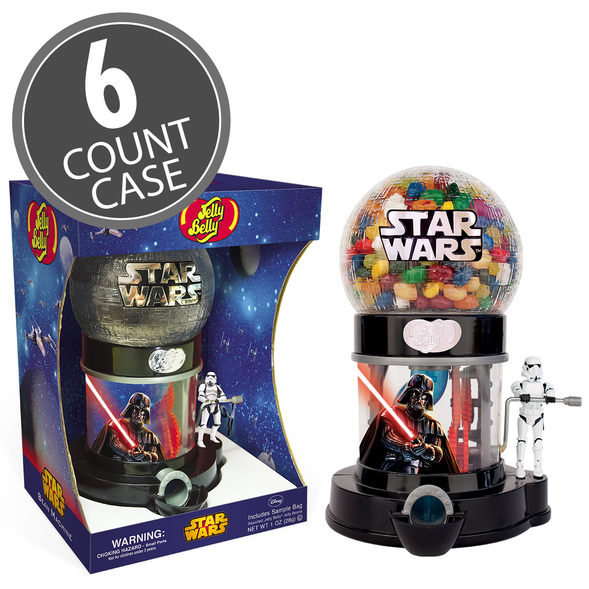STAR WARS™ Bean Machine - 6 Count Case