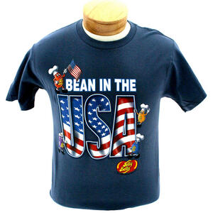 Bean in the USA T-shirt - Extra Large