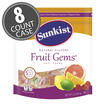 Sunkist® Fruit Gems Individually Wrapped - 2 lb Pouch - 8-Count Case
