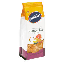 Sunkist® Orange Slices - 6.75 oz. Gift Bag
