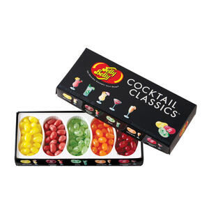 Cocktail Classics<sup>®</sup> 5-Flavor Jelly Bean Gift Box
