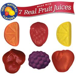 Jelly Belly Fruit Snacks - 10 lbs bulk