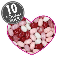 Jelly Belly Valentine Mix - 10 lbs bulk