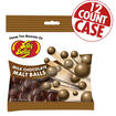 Milk Chocolate Malt Balls - 2.3 oz Bags - 12-count Case