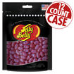 Jewel Very Cherry Jelly Beans Party Bag - 7.5 oz Bag - 12 Count Case