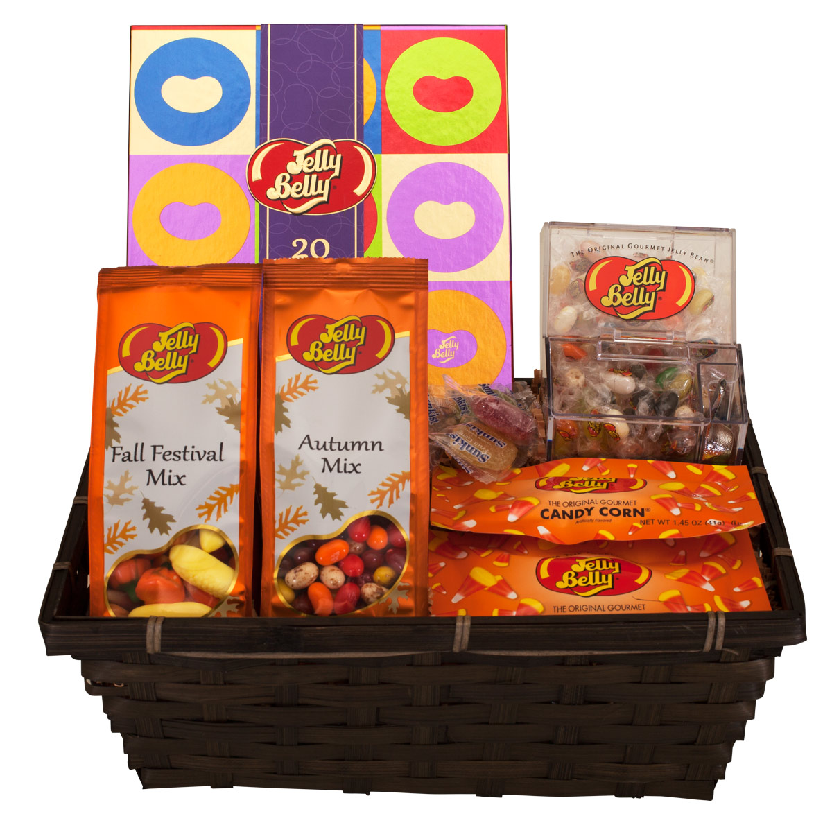 The Harvest Sweets Gift Basket