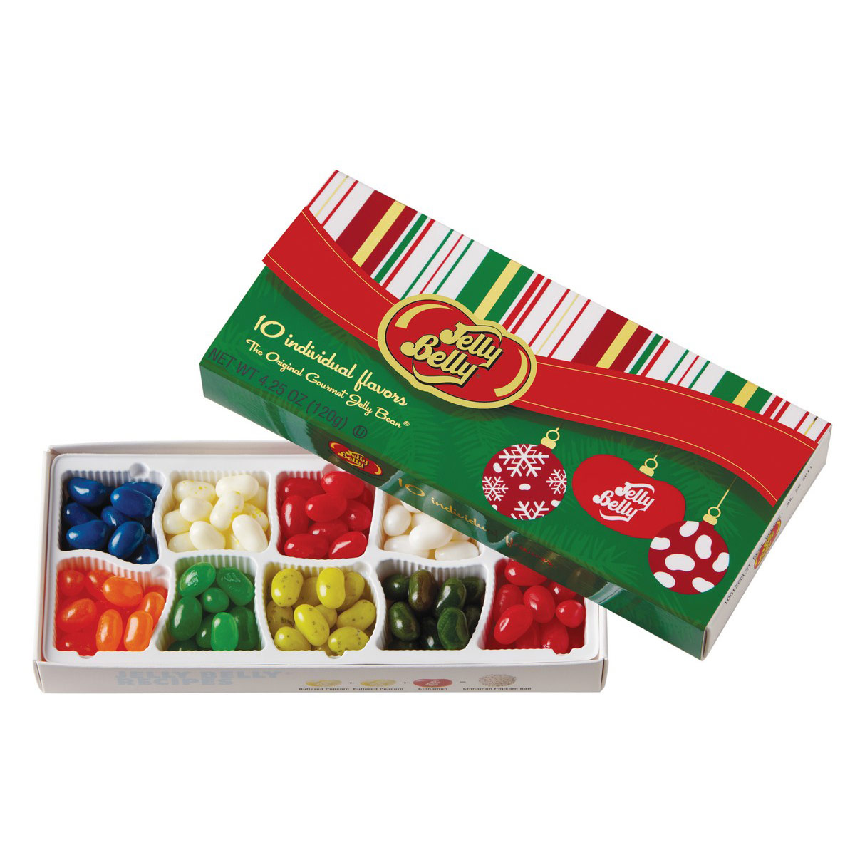 10-Flavor Jelly Bean Christmas Gift Box