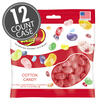 Cotton Candy Jelly Beans - 3.5 oz Bag - 12 Count Case