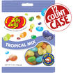 Tropical Mix Jelly Beans - 7 oz Bags - 12-Count Case