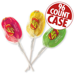 Jelly Belly Lollibeans ® Lollipops - 96-Count Case