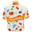 Jelly Belly Tangerine Cycling Jersey - Adult - Extra Small