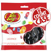 Licorice Jelly Beans - 2.6 lb Case