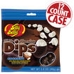 Jelly Bean Chocolate Dips<sup>&reg;</sup> - Coconut - 2.8 oz Bag - 12 Count Case