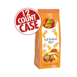 Fall Festival Mix Gift Bags - 7.5 oz Bag - 12-Count Case