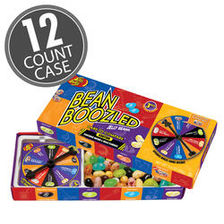 BeanBoozled Spinner Jelly Bean Gift Boxes - 12 Count Case