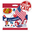 All American Mix Jelly Beans - 3.5 oz Bag - 12 Count Case