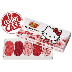 Hello Kitty® Favorite Flavors 5-Flavor Jelly Bean Gift Box - 12-Count Case