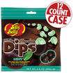 Jelly Bean Chocolate Dips<sup>&reg;</sup> - Mint - 2.1 lb Case