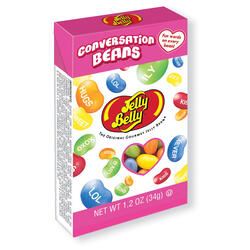 Jelly Belly Conversation Beans - 1.2 oz flip top box
