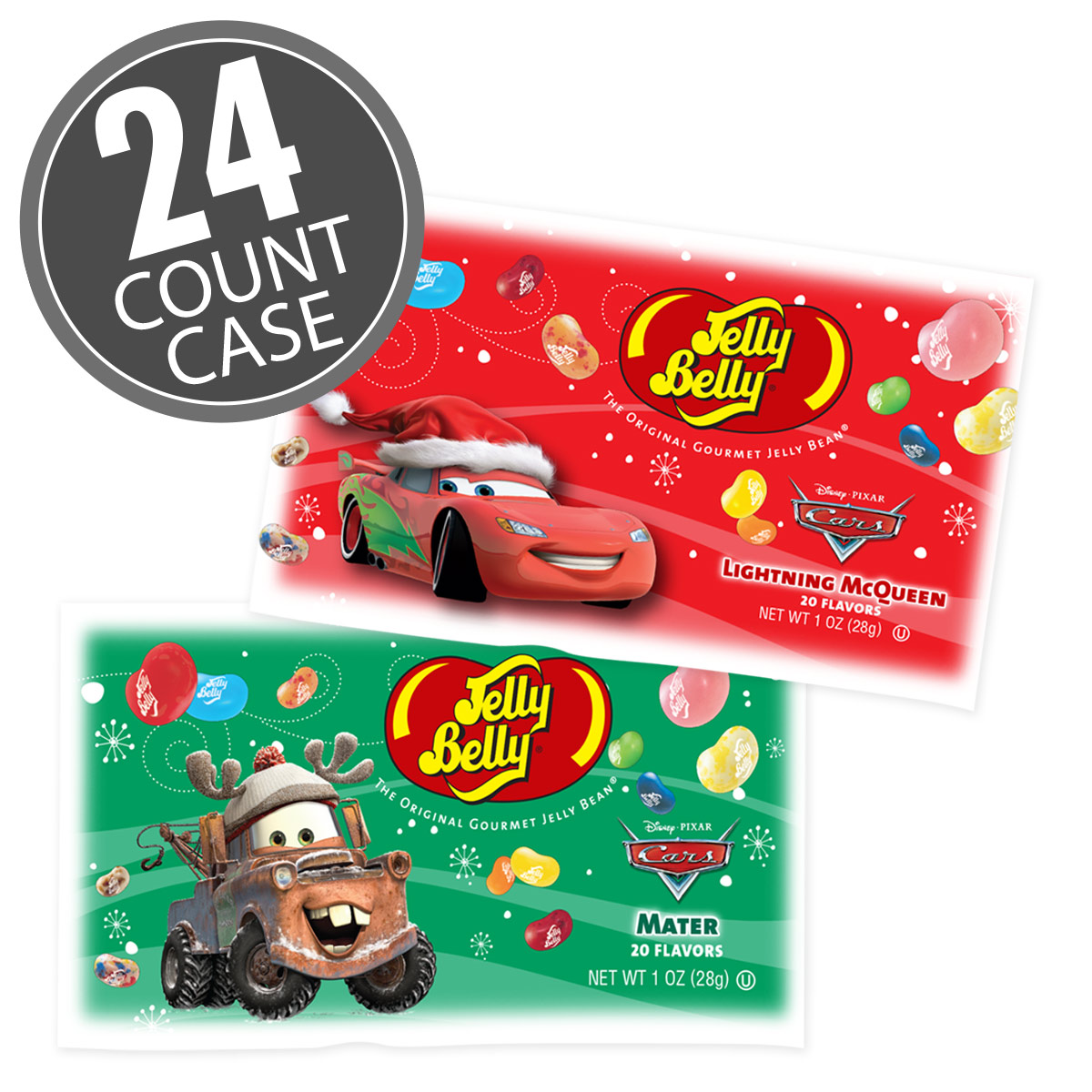 Disney©/PIXAR Cars Stocking Stuffer 1 oz Bag - 24 Count Case