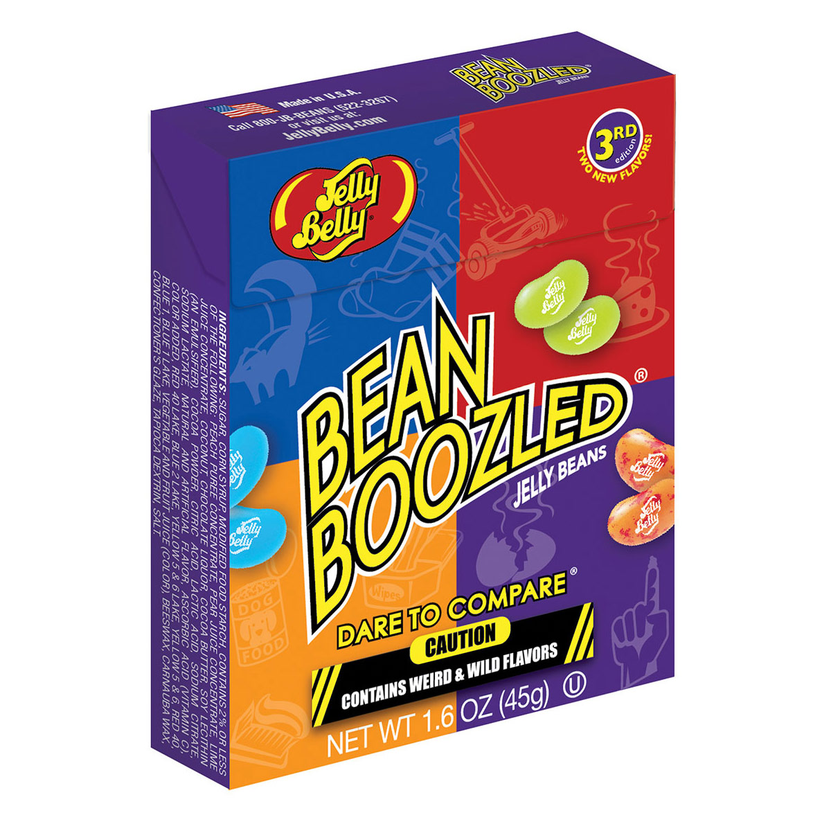 BeanBoozled Jelly Beans - 1.6 oz box
