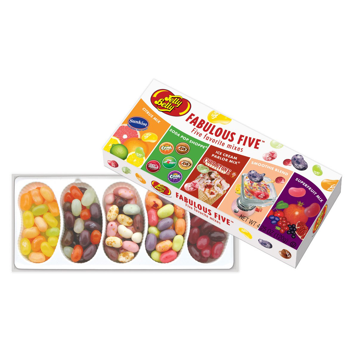 Fabulous Five<sup>&reg;</sup> Jelly Bean Gift Box