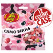 Pink Camo Bean Jelly Beans - 2.6 lb Case