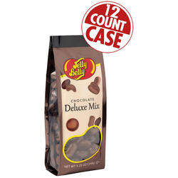 Chocolate Deluxe Mix - 5.25 oz Gift Bags - 12-Count Case