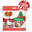 Hello Kitty Jelly Belly Christmas Mix Jelly Beans - 3.1 oz Gift Bag - 12 Count Case