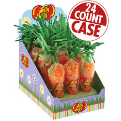 Jelly Belly Baby Carrot Bag - 4.25 oz  - 24-count Case