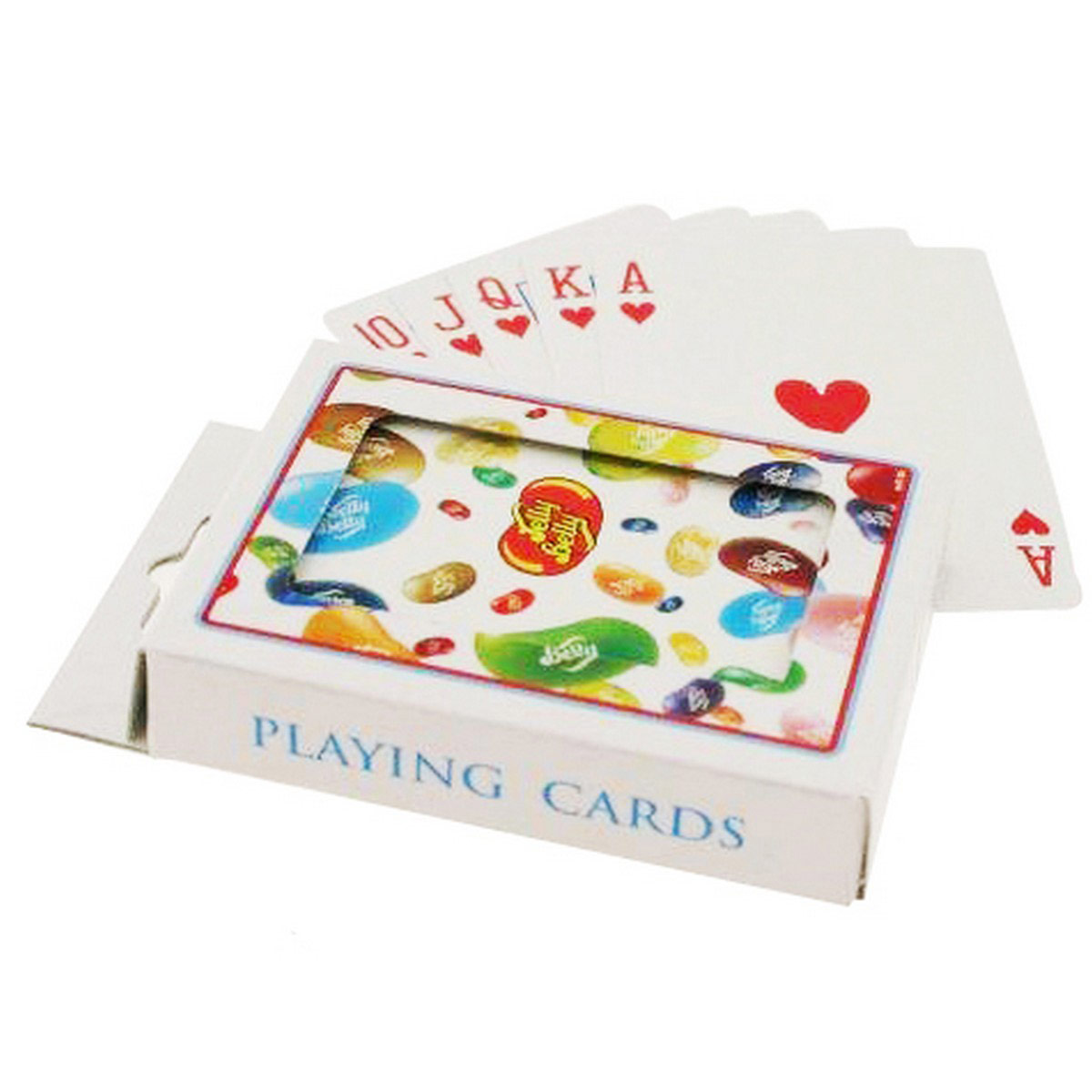 Jelly Belly Playing Cards