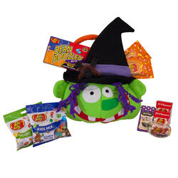 Halloween Witch Gift Basket