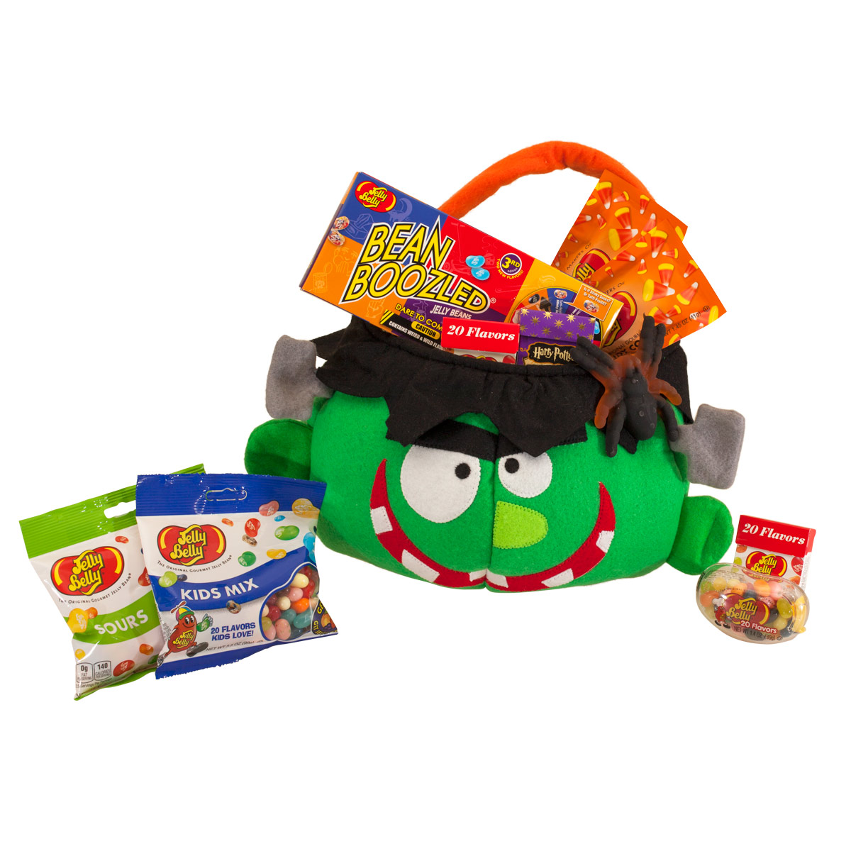 Halloween Frankenstein Gift Basket