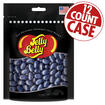 Jewel Blueberry Jelly Beans Party Bag - 7.5 oz Bag - 12 Count Case