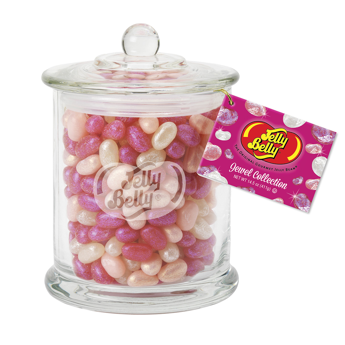Jewel Collection Candy Jar
