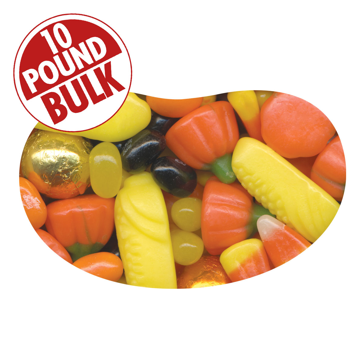 Deluxe Autumn Mix - 10 lbs bulk