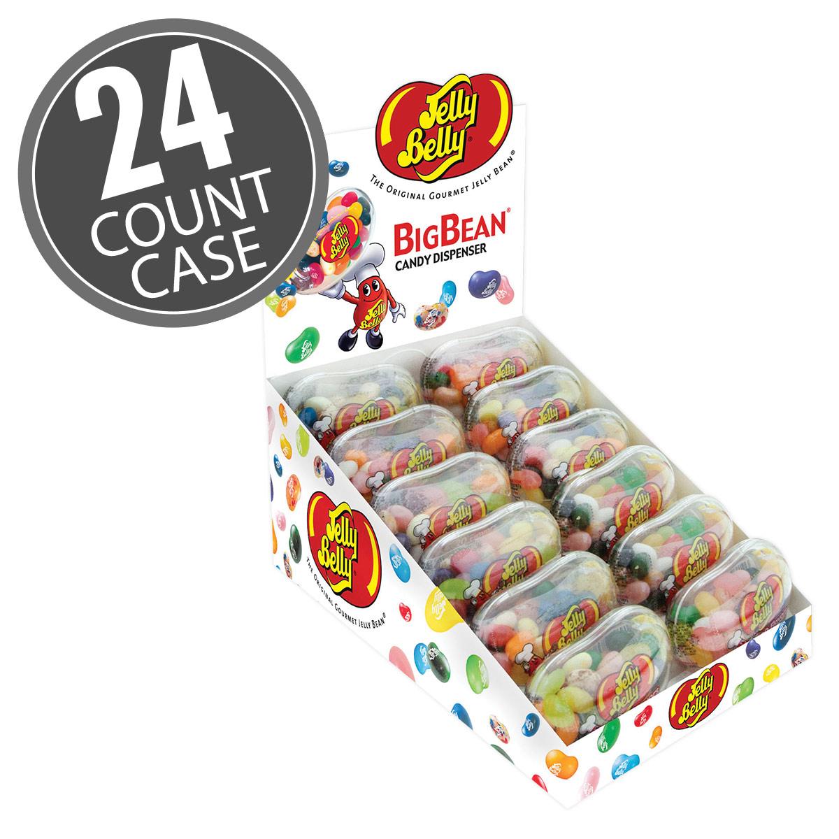BigBean Assorted Jelly Bean Dispenser - 24-Count Case