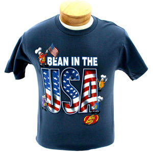 Bean in the USA T-shirt - Large