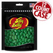Green Apple Jelly Beans Party Bag - 7.5 oz Bag - 12 Count Case