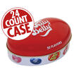20 Assorted Jelly Bean Flavors Bean Tin -2.25 oz - 24-count case