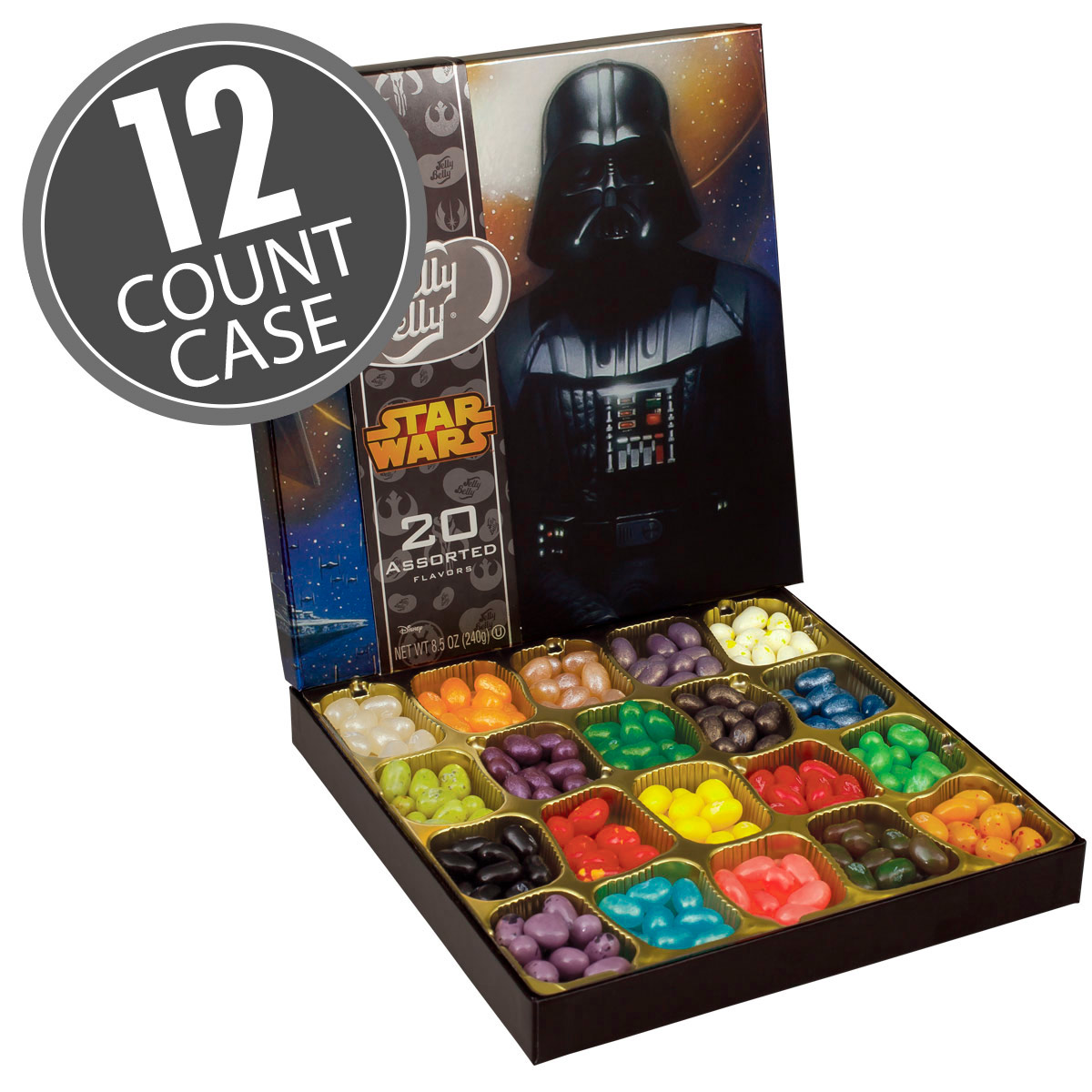STAR WARS™ Ultra Gift Box - 8.5 oz Gift Box - 10 Count Case
