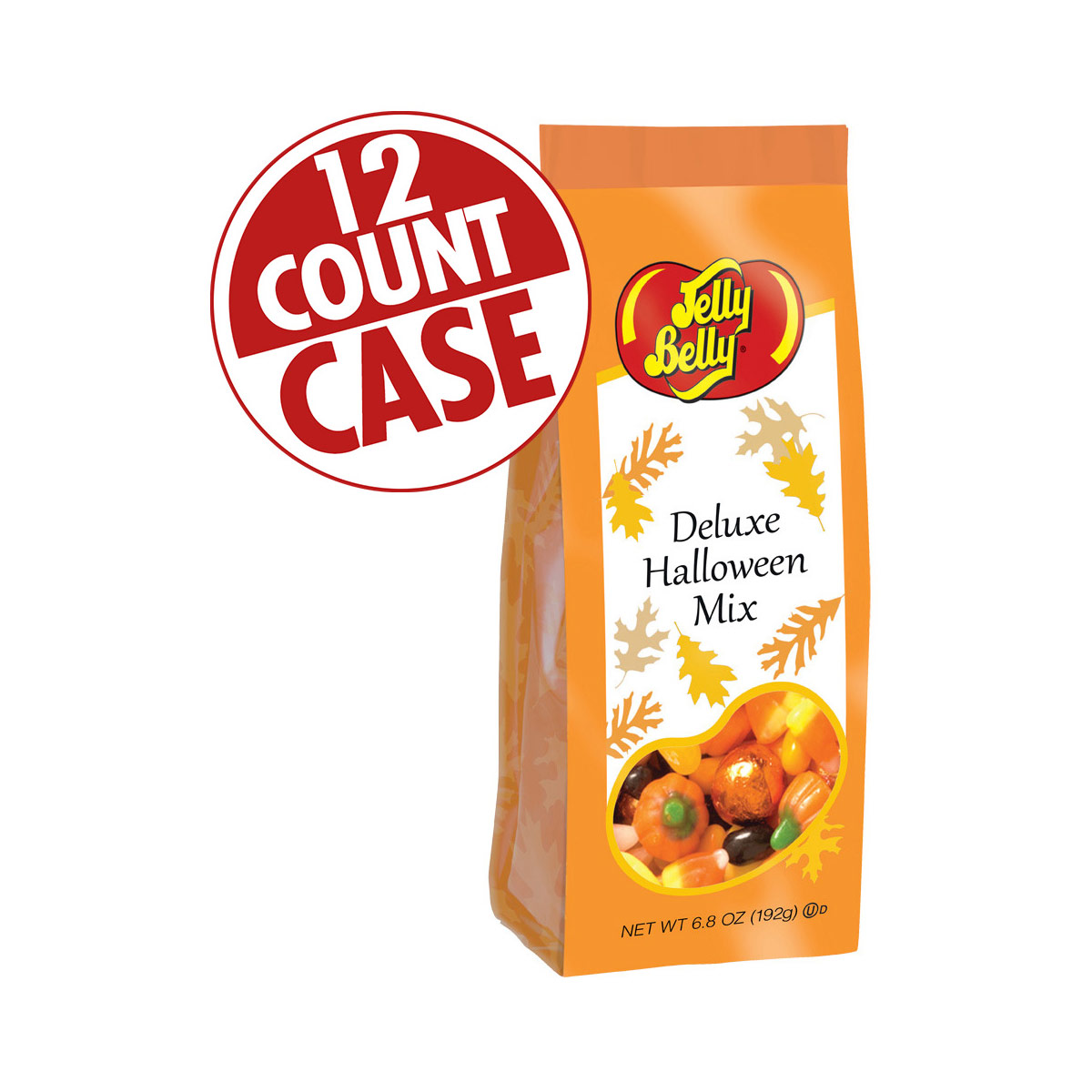 Deluxe Autumn Mix Gift Bags - 6.8 Bags - 12-Count Case