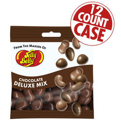 Chocolate Deluxe Mix - 2.4 oz Bags - 12-count Case