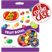 Fruit Bowl Mix Jelly Beans - 7 oz Bags - 12-Count Case